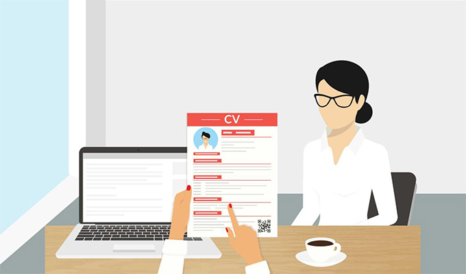 Convey your expertise to a recruiter