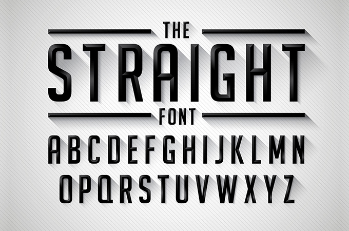 Select the Right Font