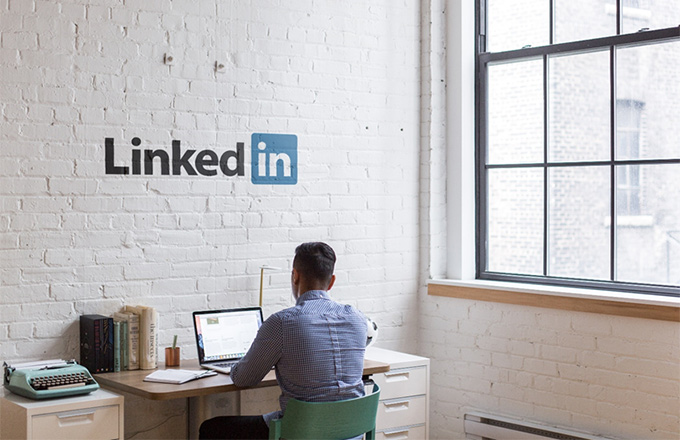 Make yourself seen on LinkedIn