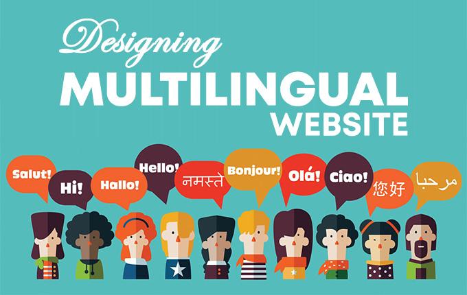 Designing A Multilingual Website