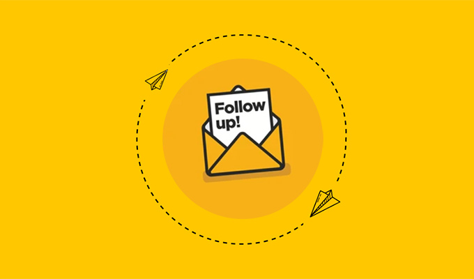 Rules for Follow-ups