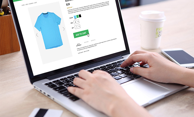 Buying T-Shirts Online