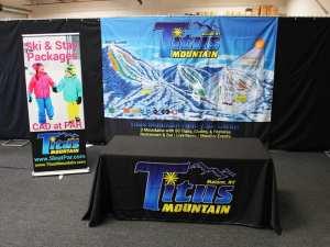 trade show displays - Titus