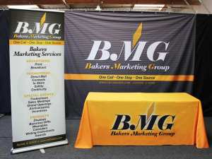 trade show displays - BMG -