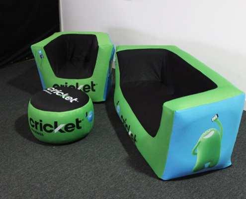 airlounge custom inflatable furniture