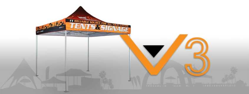 v3 canopy tent