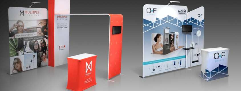 tradeshow booth displays