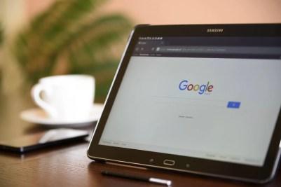 google suche ablenkung bei bewerbungsgespräch online bewerbung