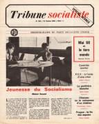 Tribune Socialiste N°386, 24 Octobre 1968