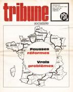 Référendum sur la rénovation du Sénat et création des régions, Avril 1969