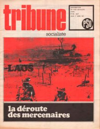 Couverture TS N°491, 1er Avril 1971