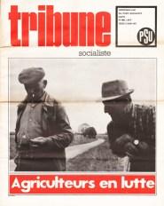 Tribune Socialiste N°499, 3 Juin 1971