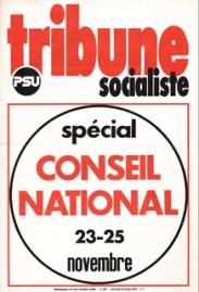 Couverture TS N°591, 10 Octobre 1973
