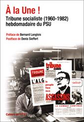 Les Unes de Tribune Socialiste 1960-1983