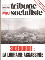 Couv.TS N°739, 14-20 Avril 1977