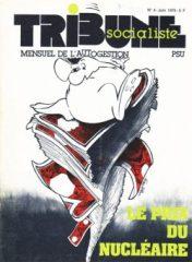 Couverture TS mensuel, N°4 Juin 1979