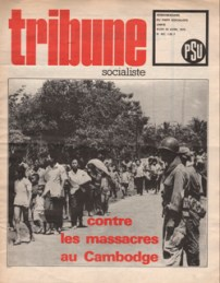 couverture de TS N°451, 23 Avril 1970