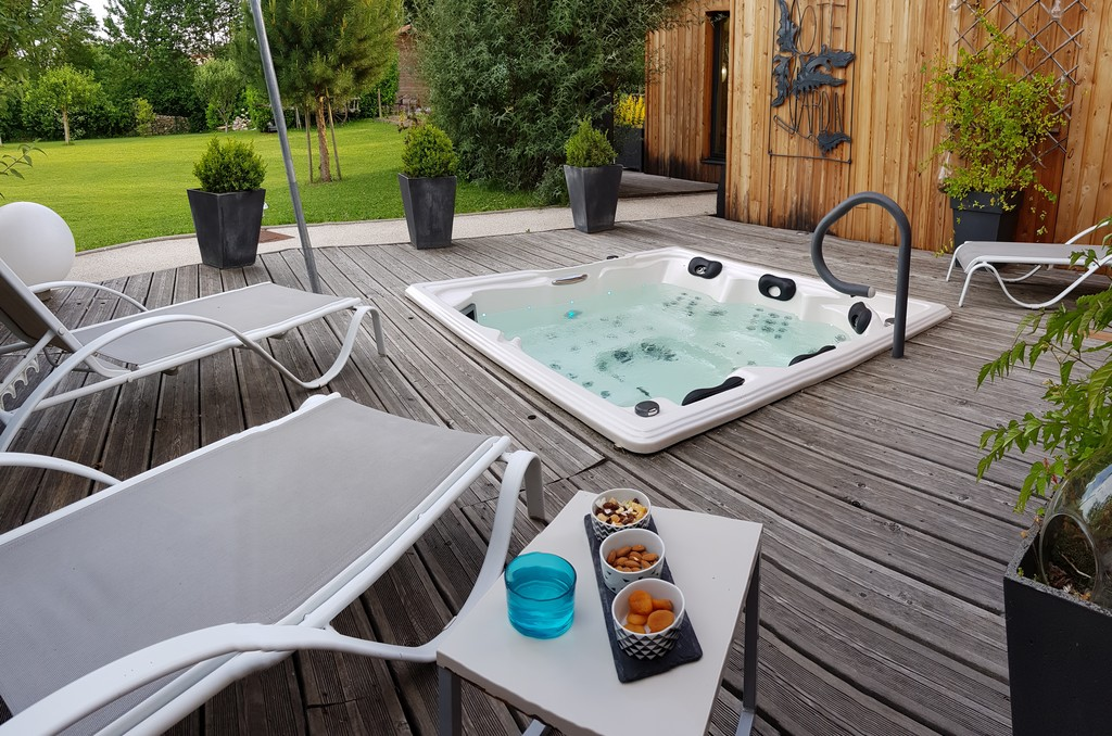Jacuzzi cantal
