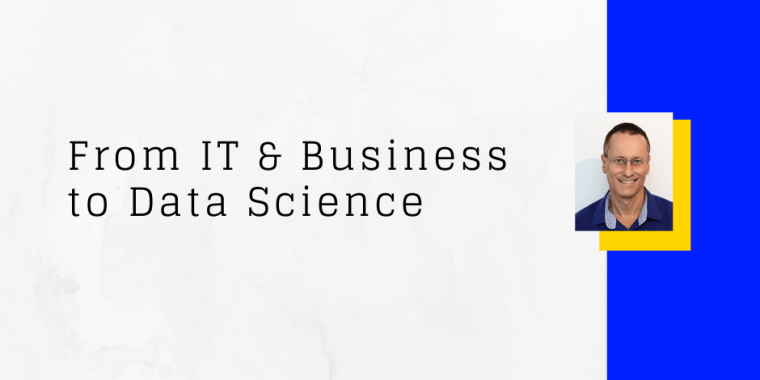 switching from IT to data science