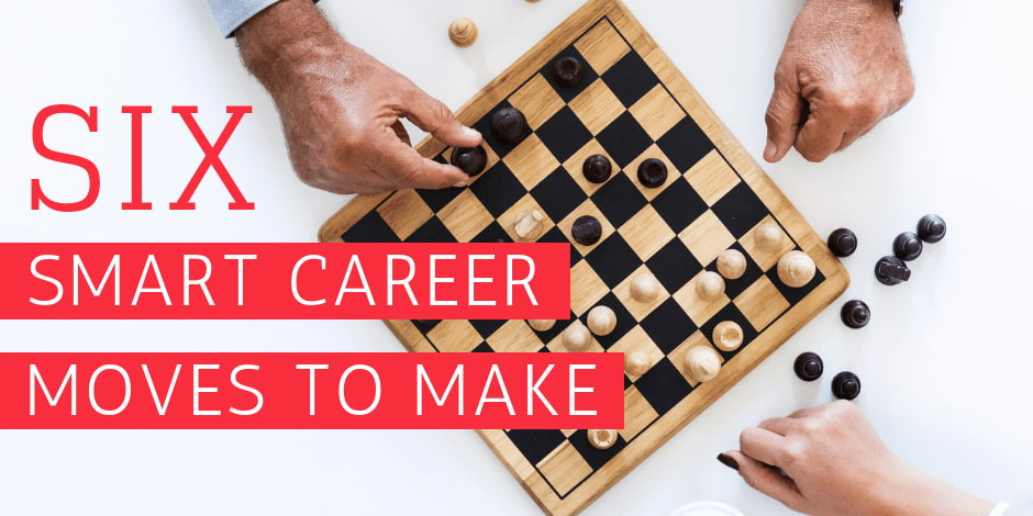 6 Smart Career Moves to make in the Data Industry