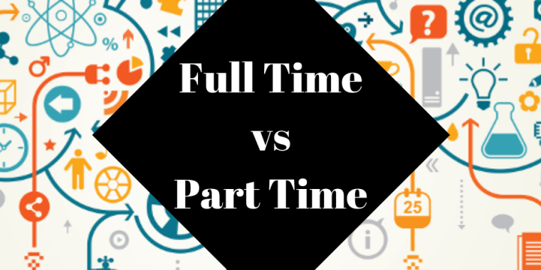 Full Time Vs Part Time
