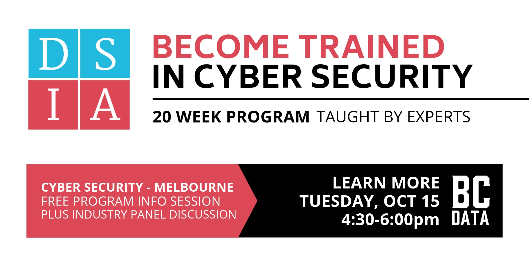 Become Trained in Cyber Security