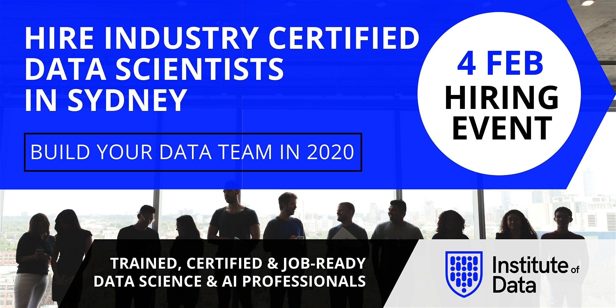 Hire Industry Certified Data Scientists - Sydney
