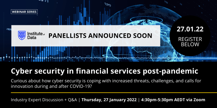 Is cyber security coping during the pandemic? APAC - 27 January 2022 - Industry event