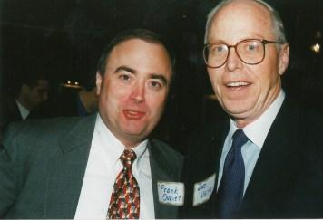 Frank Ovaitt and Ward White
