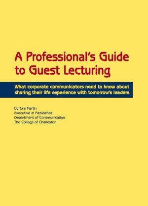Guide to Guest Lecturing