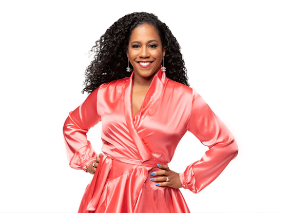"Meet Self-Made Millionaire Mahisha Dellinger, CEO of Curls & Star of TV Show ""Mind Your Business"" on the Oprah Winfrey Network."