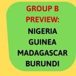 MAdagascar CAF 2019