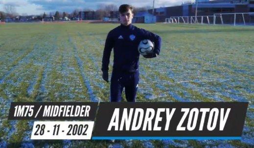 Andrey Zotov Soccer11 Institut JMG