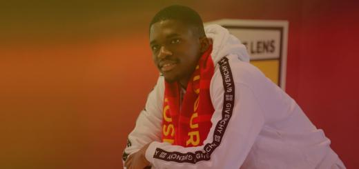 checick doucoure JMG management prolonge son contrat avec rc lens