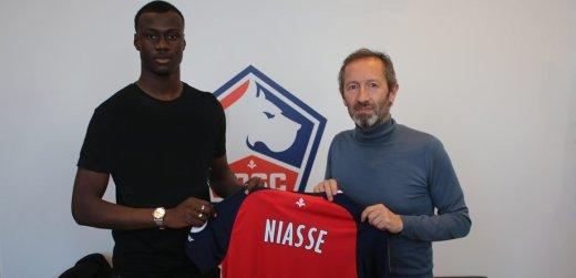 cheikh Niasse jmg football soccer academy