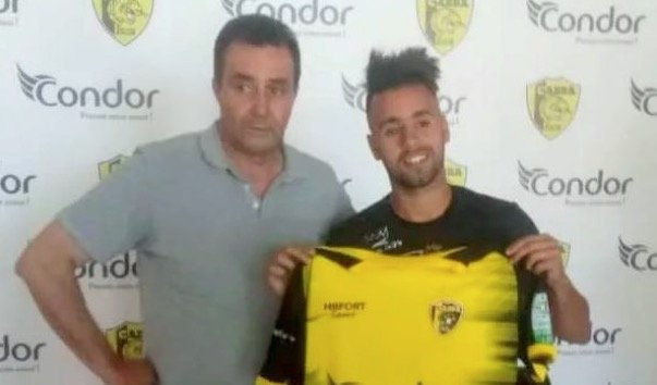 Mahdi-Derouche-jmg signe avec JS Saoura