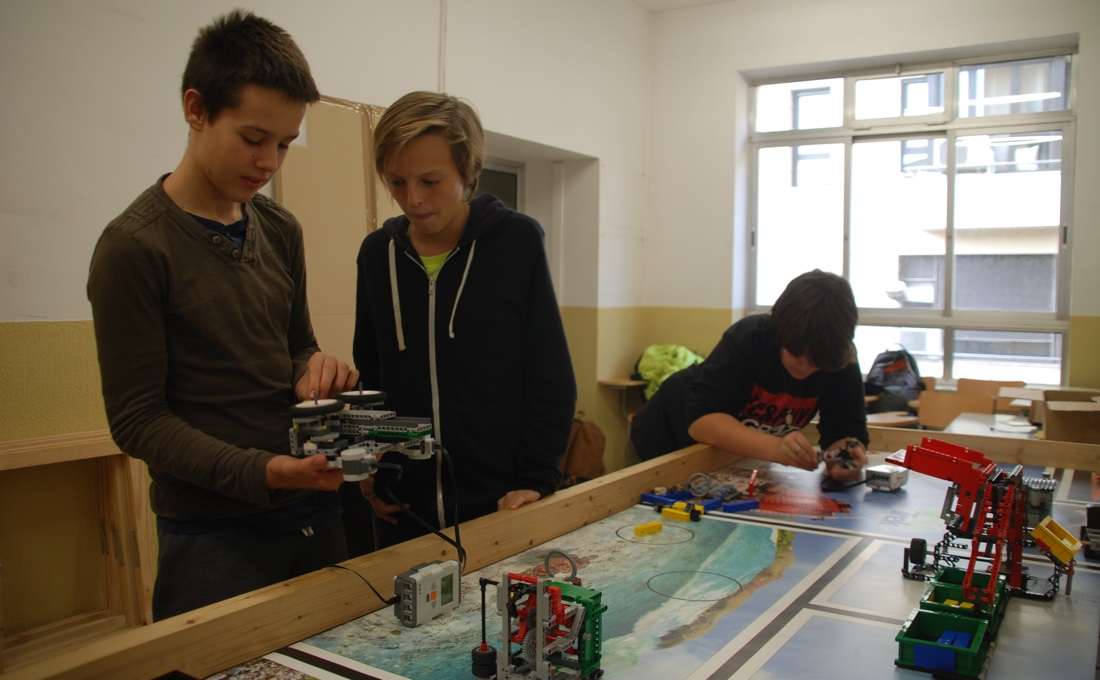 Institut Montserrat_Robotica