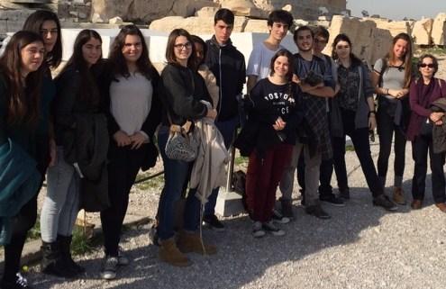 viatge d'estudis a Grècia_Institut Montserratdest