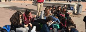 Institut MontserratIntercanvi Lyon2