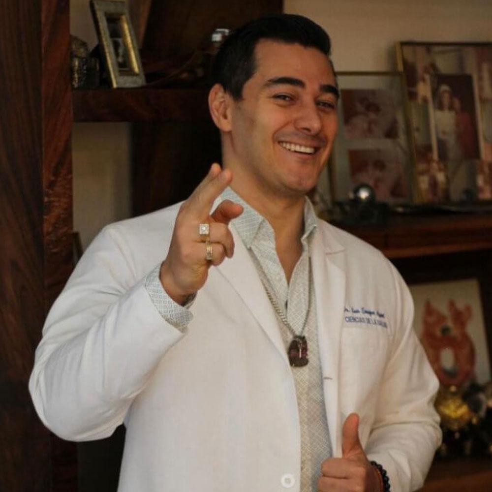 Dr. Luis Agüet