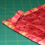 Quilted Pot Holder 8 Steps With Pictures Instructables