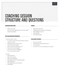 ICG Coaching Sessions
