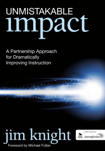 Unmistakable Impact, Jim Knight