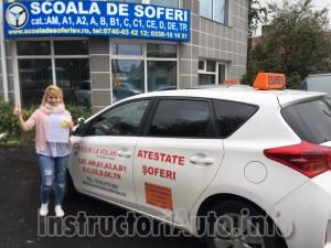 BOSANCU NICOLAE - Instructor Auto - Suceava