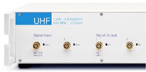 Amplificador / AWG con contador de pulsos