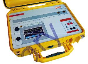 Trazador de curvas I-V para medidas de hasta 1500 V y 20 A