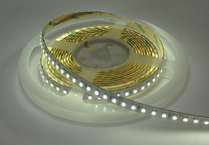 20 Watt Pure White Amp Warm White LED Tape Using 3528 SMD