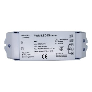 2channel DALI dimmer module | 5 amps per channel