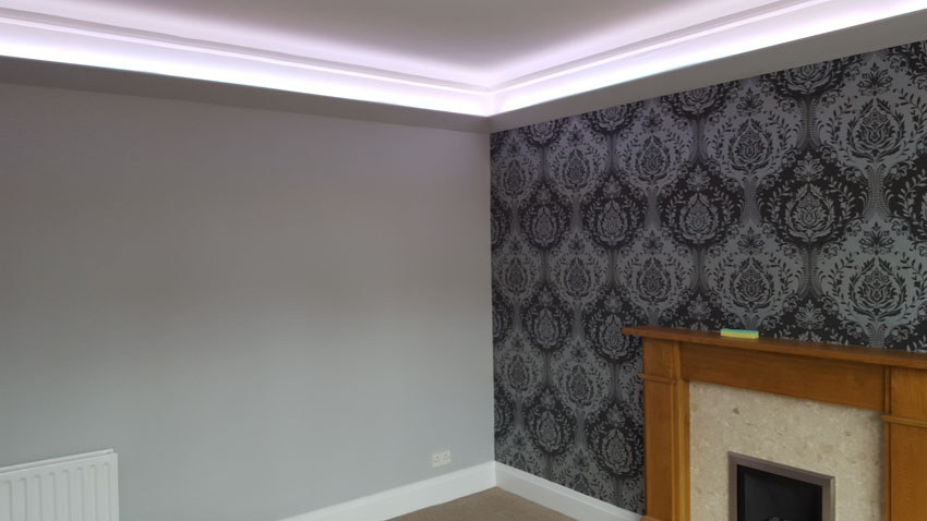 Decorative Led Lighting Bedroom