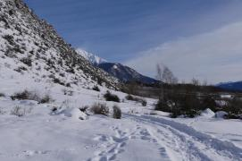 Winterwanderung in Laas 1